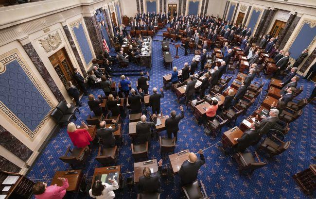 Сенат США преодолел вето Трампа и утвердил оборонный бюджет с помощью Украине