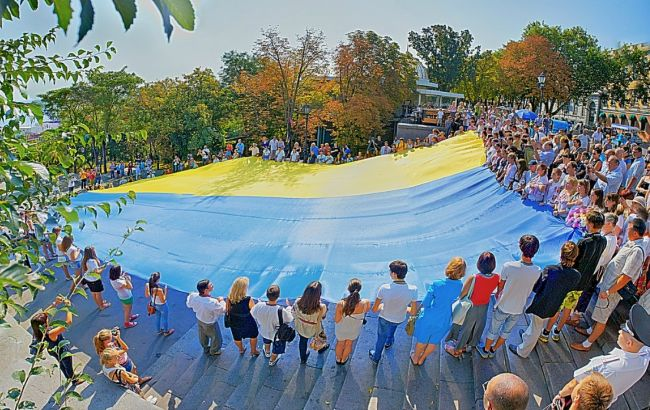 Фото: крымчане пройдут по центру Киева 24 августа