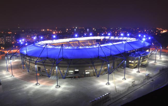 """Фото: стадіон """"Металіст"""" у Харкові"""