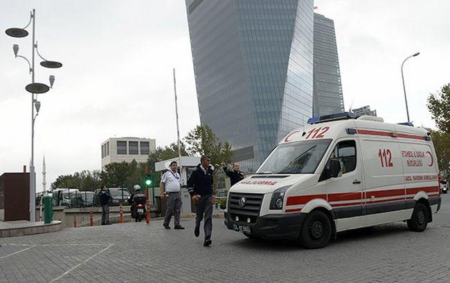 В Турции в отеле произошел взрыв, пострадали три человека