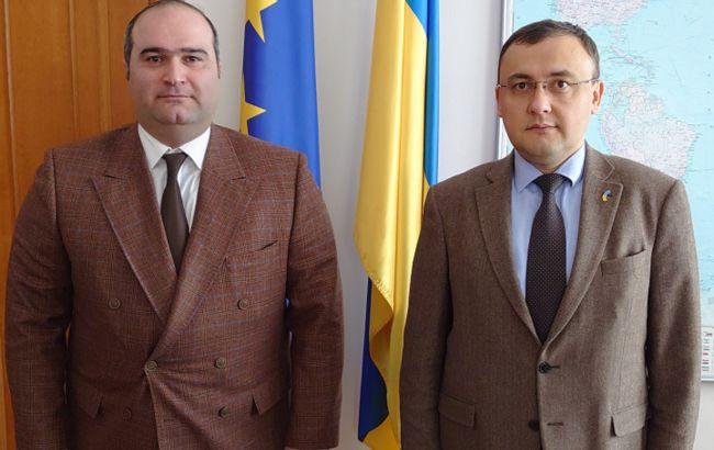 Украина и Грузия договорились вместе противостоять угрозам Кремля