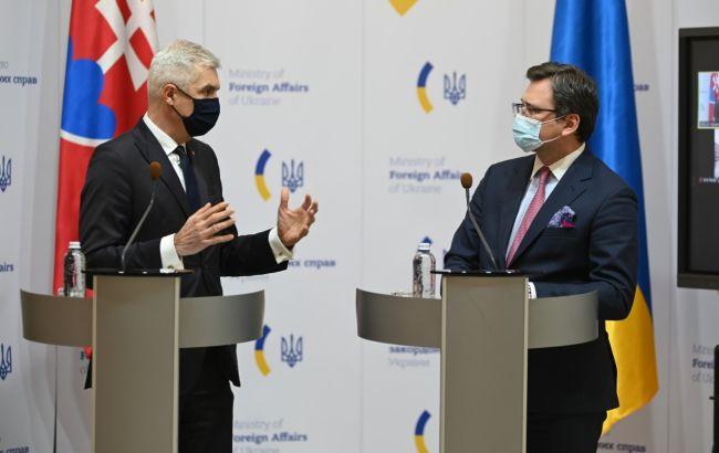 Україна та Словаччина домовилися провести бізнес-форум