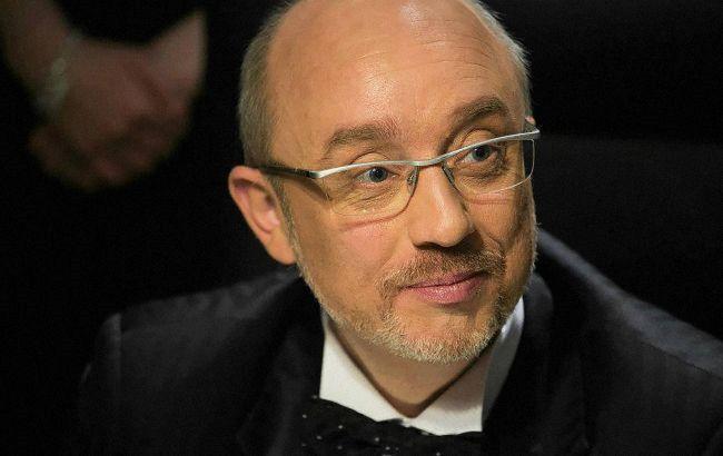 Резников заявил, что Украина возобновит водоснабжение Крыма