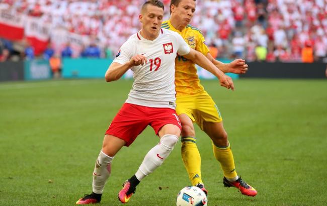 Україна - Польща: Євро закінчується для українців поразкою