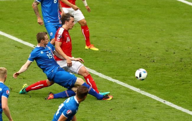 Исландия - Австрия: исландцы вырывают победу на последних секундах матча