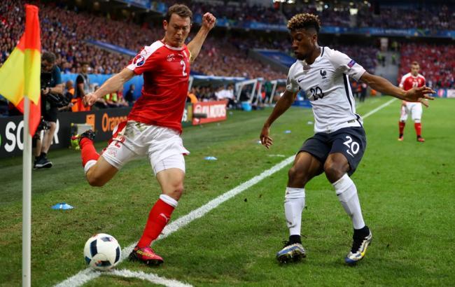 Швейцария - Франция: ничья выводит швейцарцев в плей-офф