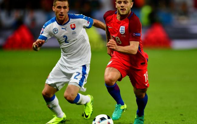 Словакия - Англия: Команды играют вничью