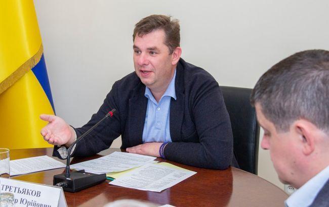 Третьяков представив звіт про свою роботу