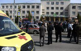 Стрельба в школе в Казани: что известно