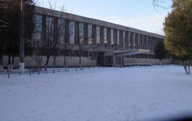 У Києві горіла будівля хореографічного училища