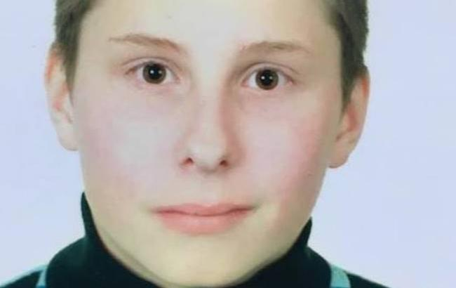 Допоможіть знайти: у Києві розшукують зниклого підлітка