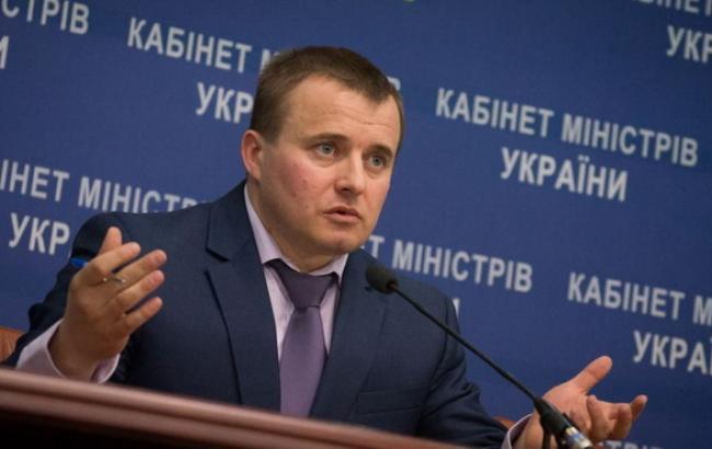 Глава Міненерго України допускає розірвання контракту з РФ на постачання електроенергії