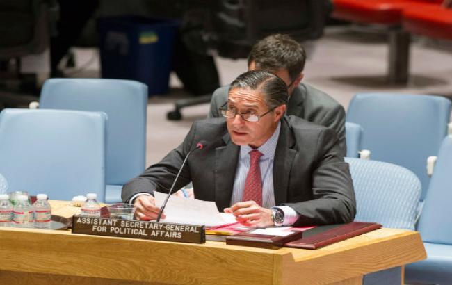 В ООН осудили угрозы боевиков сорвать выборы в Раду на Донбассе