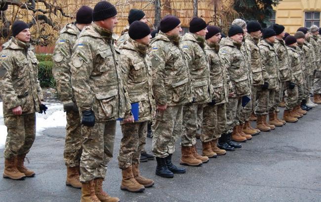 Фото: Міноборони завершило формування гірничо-штурмової бригади