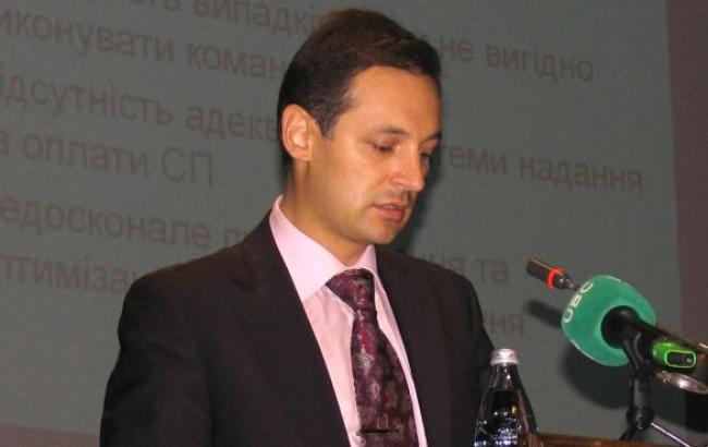 """Директор """"Укрэнерго"""" Константин Ущаповский подал заявление на увольнение"""