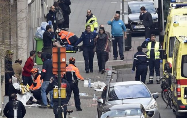 Теракти в Брюсселі: загинули 34 людини