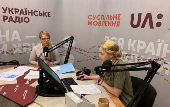 """""""Батькивщина"""" идет на парламентские выборы самостоятельно"""