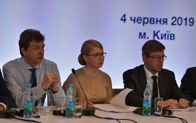 Тимошенко верит в результаты системных изменений