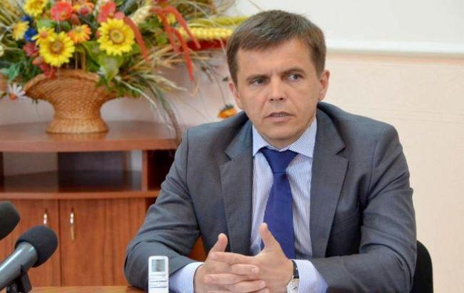 Фото: мэр Житомира Сергей Сухомлин