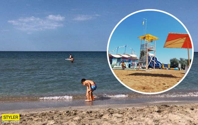 Боже, скільки народу! У мережі сміються з пляжів в окупованому Криму (фото)