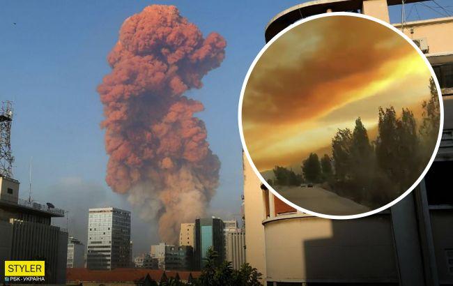 Жителям Бейрута грозит новая опасность: в сеть попало фото