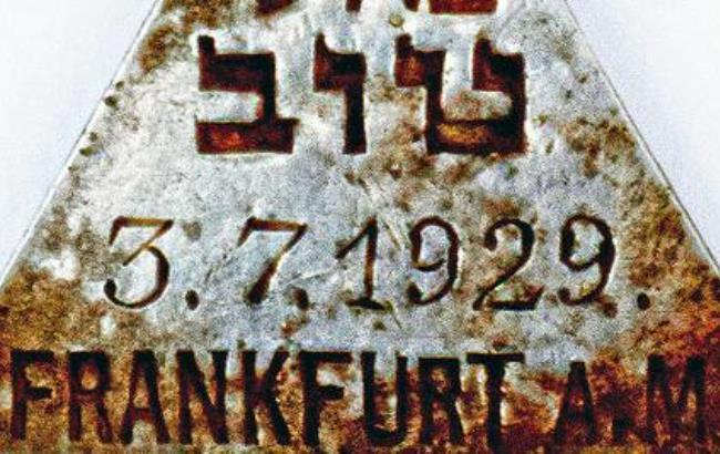 ВПольше археологи отыскали кулон, как уАнны Франк