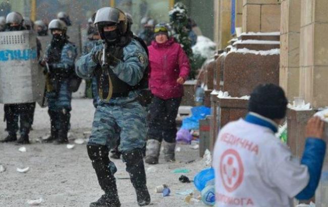 Фото: Расстрелы на Майдане (censor.net.ua)