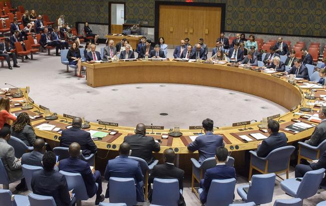 Представники країн ЄС в Радбезі ООН закликали Росію звільнити затриманих моряків