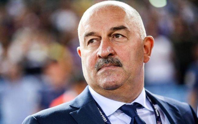 Головного тренера збірної Росії звільнили після провалу на Євро-2020