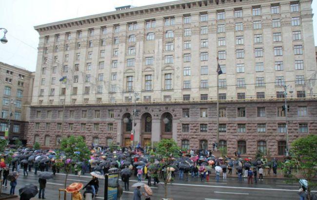 У Києві з'явиться 4 нових сквера