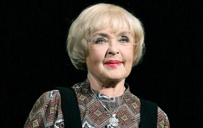 Ада Роговцева подякувала медикам за порятунок її життя