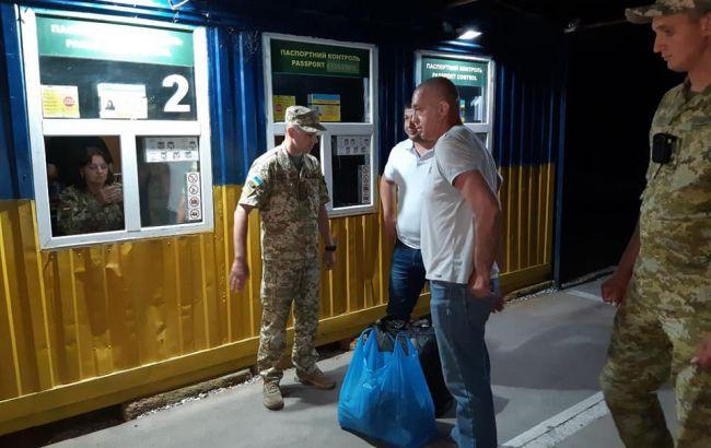 З окупованого Криму прибув капітан арештованого РФ українського судна