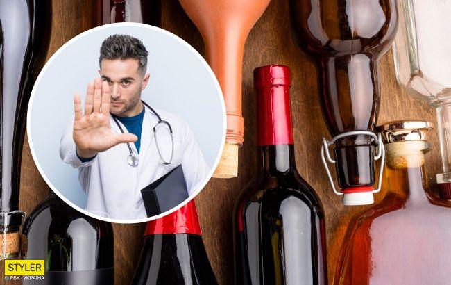 Врачи разрушили миф про полезность алкогольных напитков: сокращают жизнь на десятки лет