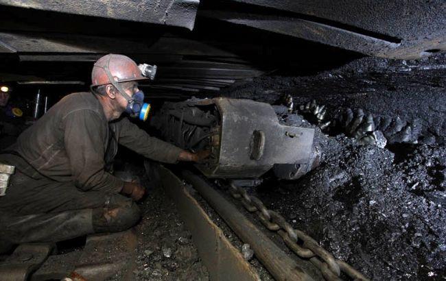 Видобуток вугілля в Україні в лютому зріс на 27,1%