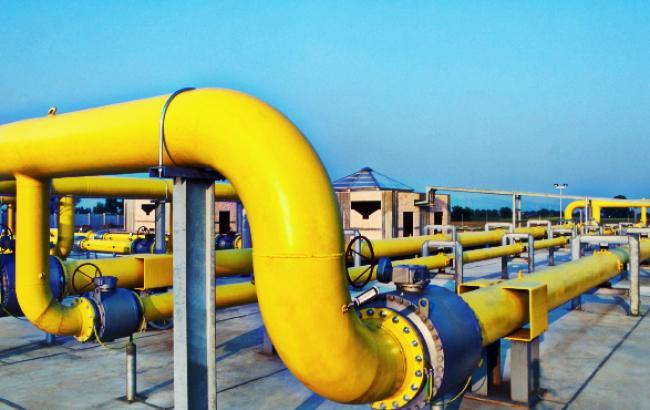Фото: украинский газопровод