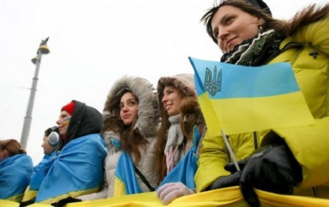 Фото: День Соборности Украины 2017