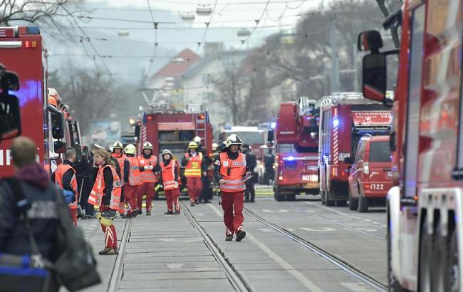 У Відні стався вибух у житловому будинку, одна людина загинула