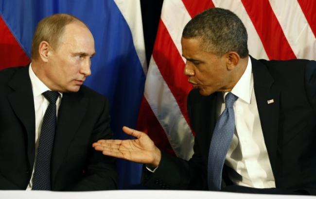 Путин и Обама обсудили ситуацию в Украине на саммите АТЭС