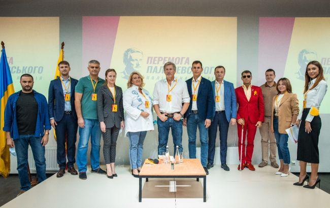 Пальчевского официально выдвинули кандидатом в мэры Киева