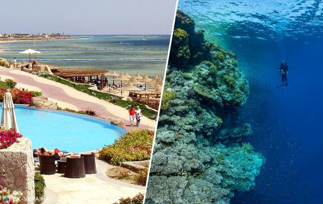 Піщана лагуна і коралові сади: у популярній локації Єгипту з'явиться новий курорт