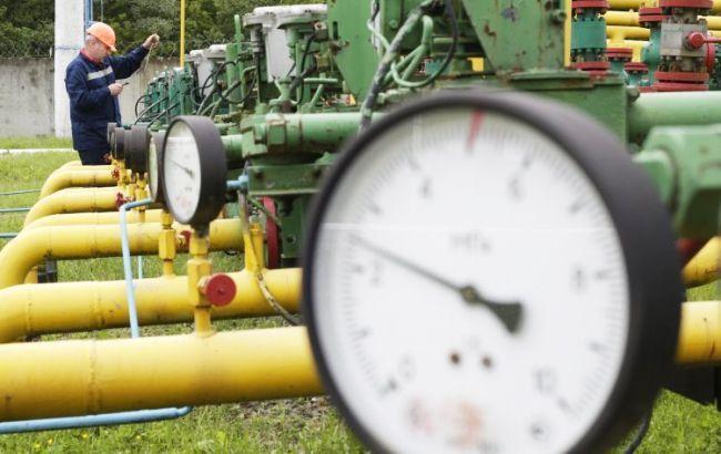 Ціна імпортного газу різко знизилася в листопаді