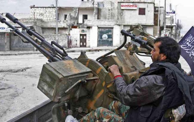 Війна в Сирії: повстанці збили російський літак