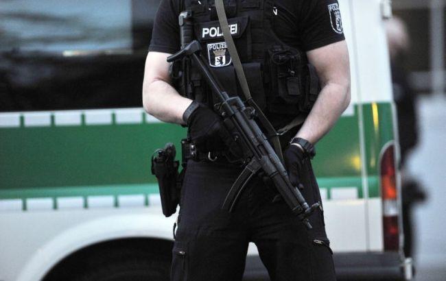 Фото: в Баварии скончался раненый полицейский