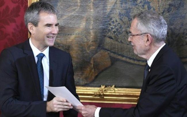 Президент Австрії призначив главу перехідного уряду