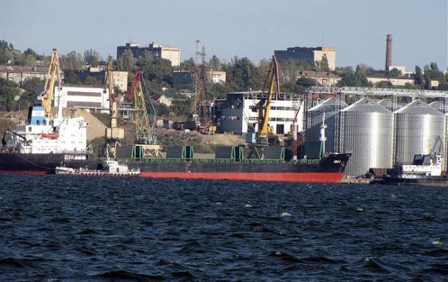Фото: Николаевский морской порт