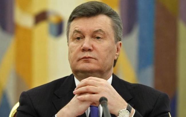 Рада позбавила Віктора Януковича звання Президента України