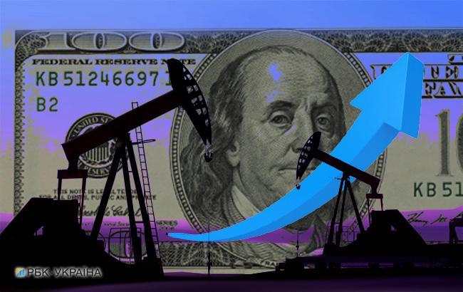 Цена нефти Brent поднялась выше 69 долларов за баррель
