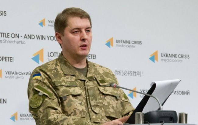 Штаб АТО: Боевики уже напротяжении часа обстреливают Авдеевку