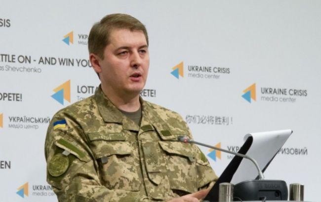 Доба в АТО: загинув один український військовий, 6 поранені