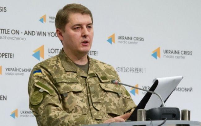 В зоні АТО за добу загинули 5 українських військових, 14 поранені